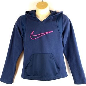 Nike Pullover Fleece with Hoodie